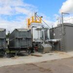 Lietuva - Raudondvario konteinerinė katilinė (1500kW)